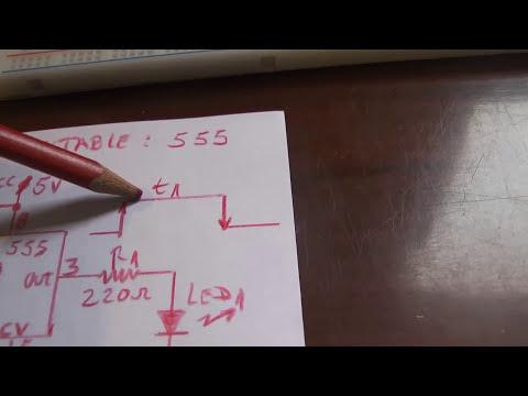 Qué es el Protoboard y Cómo utilizarlo - Teoria - Conexiones Internas - Circuito a Montar - Parte 1