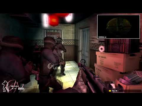SWAT 4: Mission 1: Food Wall Restaurant