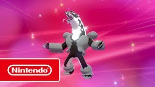 Pokémon Sword and Pokémon Shield - A new Galar research update (Nintendo Switch)