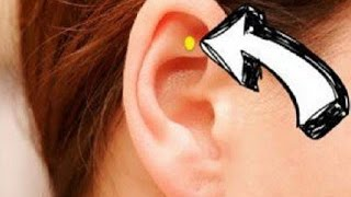Pijat Titik Ini di Telinga dan Rasakan Keajaibannya