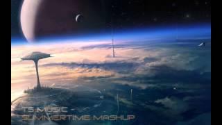 Summertime [Mashup] - Lana Del Rey vs Ellie Goulding - Summertime Sadness Remix