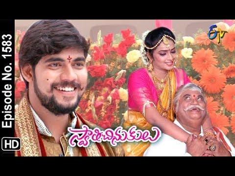 Swathi Chinukulu | 28th September 2018 | Full Episode No 1583 | ETV Telugu
