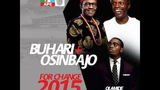 Buhari-Osinbajo Campaign Song by Olamide 'Badoo'