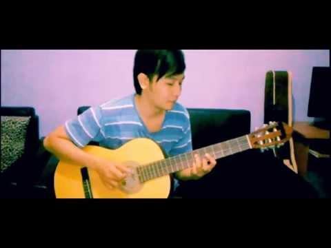 Kereta Malam Nathan Fingerstyle Gitar Cover