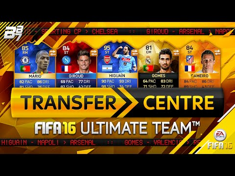 ARSENAL READY TO SIGN HIGUAIN?! | FIFA 16 Ultimate Team