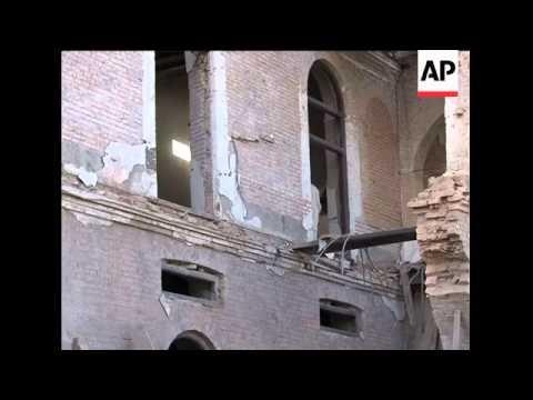 AP Pix: Blasts near US Consulate in Pakistan kill 3, a''math