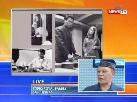 News to Go - Pinoy royalty? Howie Severino interviews a royal family of Lanao 4/25/11
