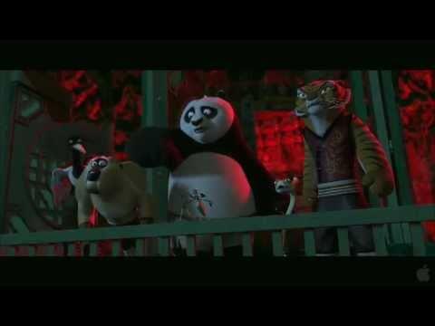 Kung Fu Panda 2  Trailers must see movie!!!!!!