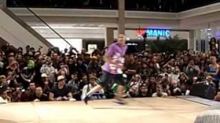 BOTY 2009: Lilou vs. Morris – 1on1 Final Battle