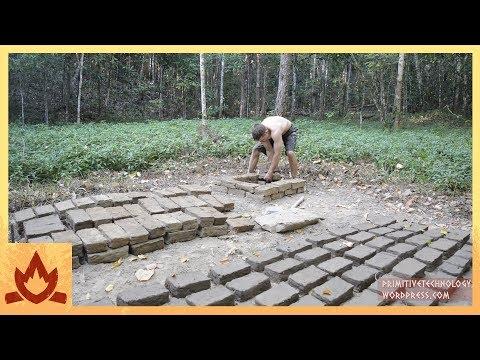 Primitive Technology: Mud Bricks