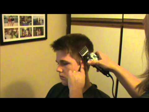 How To Cut Boys Hair The New Simple Way. Using Freestyla Clipper Guides. | How To Save Money And ...