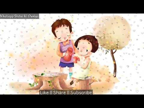💖 Meri Duniya Hai Tujhme Kahin 💖 Lovely Song Lyrics 💖 Whatsapp Status Video 💚