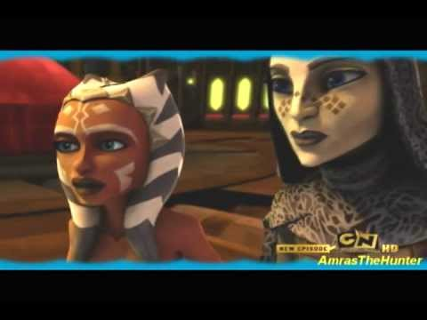 Ahsoka & Barriss
