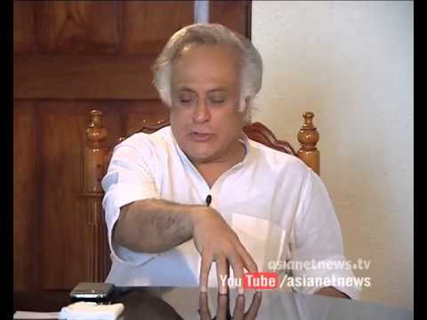 Interview with Jairam Ramesh by M. G. Radhakrishnan | Abhimukham 7 March 2015