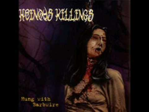Heinous Killings - Strangled By Intestines