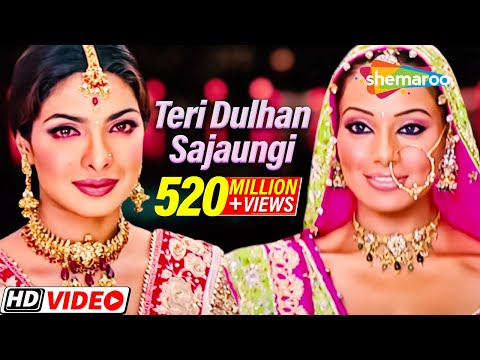 Teri Dulhan Sajaoongi | Barsaat (2005) | Bobby Deol | Priyanka Chopra | Bipasha Basu | Filmigaane thumbnail