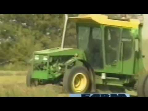 """High Speed"" Tractor for Custom Bailing"