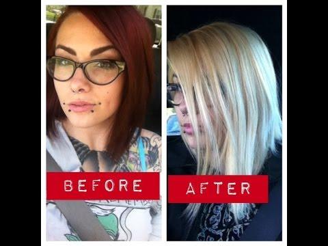 bath to lighten hair/toning wella t18 toner journey to white hair