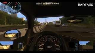 City Car Driving - Audi R8