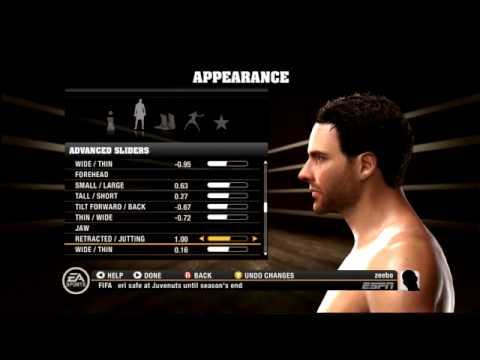 Fight Night Round 4 customization trailer from EA
