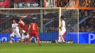 Gol de Diego Rodriguez.Independiente 1 Quilmes 1.Fecha 7. Torneo Primera División 2014.FPT