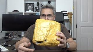 UNBOXING Paquete destrozado y con hueco