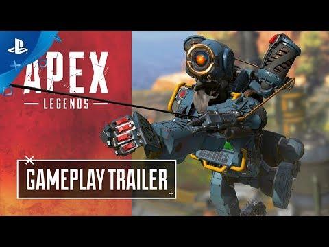 Apex Legends - Gameplay Trailer | PS4