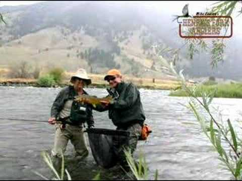 Fly Fishing the Madison River with Henry's Fork Anglers