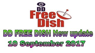 DD FREE DISH New update 10 September 2017