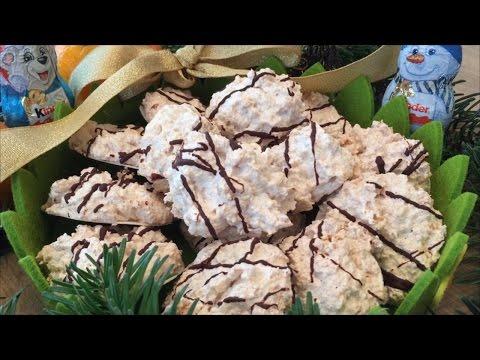 Нежное кокосовое печенье