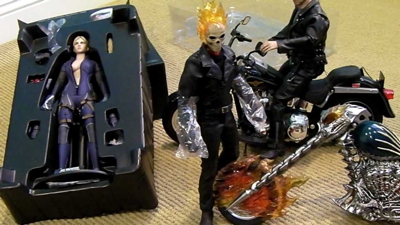 Rider Toy Hot Toys Ghost Rider