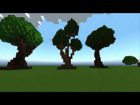 Project 001 - A Small Tree ::Total Miner Forge::
