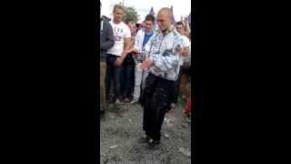 Gabber Dance Battle - Summerfestival 2013