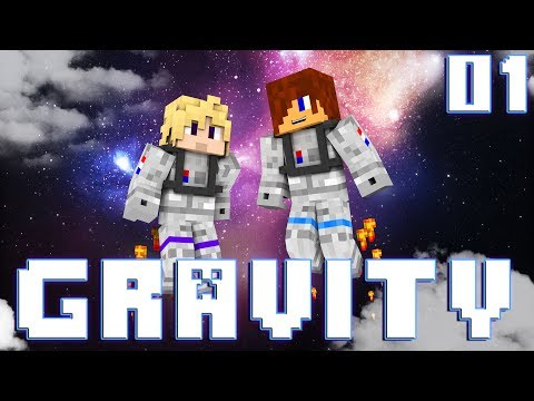 Gravity : Survivants au Rapport ? | 01 - Minecraft