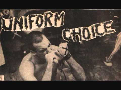 Uniform Choice - Scream To Say