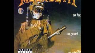 Watch Megadeth Mary Jane video