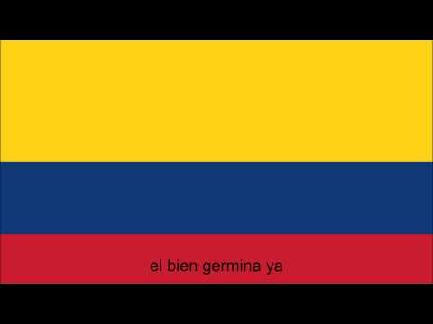 National anthem of Colombia-Himno nacional de Colombia
