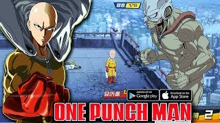 [Android/IOS] One Punch Man: The Strongest Man - BETA Anime Gameplay