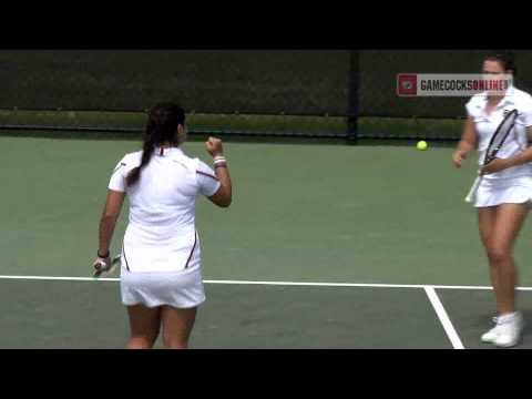 South carolina womens tennis vs georgia state