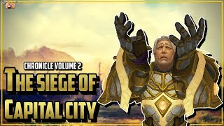 Warcraft Lore [Chronicle Vol 2] - Alterac's Betrayal / The Siege of Capital City