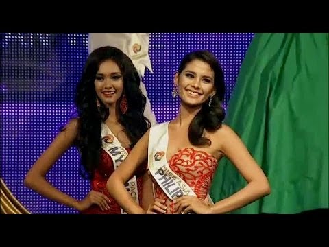 Miss Asia Pacific World 2014 - Crowning Moment