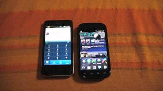 LG-Dual P990 2X Optimus Vs Nexus S Google By Samsung