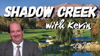 Playing Golf with Kevin from The Office | Shadow Creek Part 1