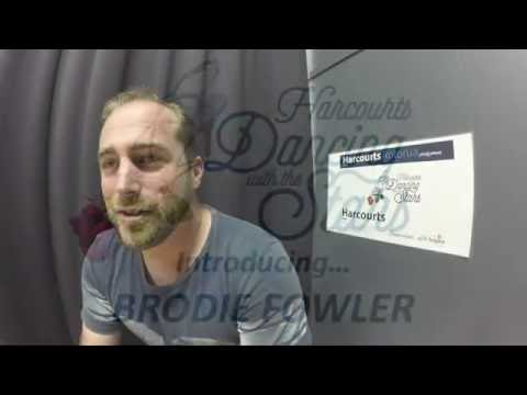 BRODIE FOWLER - Harcourts Rotorua Dancing With The Stars 2016