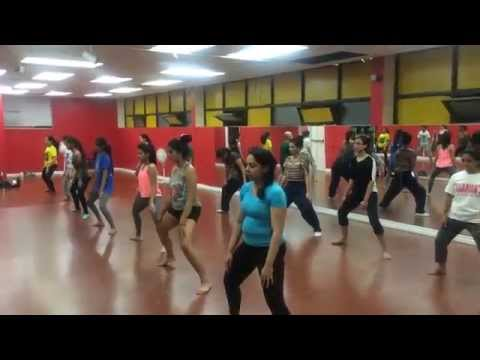 Shiamak Toronto Contemporary Workshop 2014 - Jane Kisne