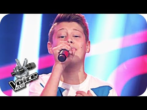 Marlon - Was Immer Du Willst (Can) | The Voice Kids 2017 | Blind Auditions | SAT.1