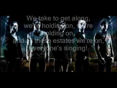 Lostprophets -  For He's A Jolly Good Felon (album version with lyrics)
