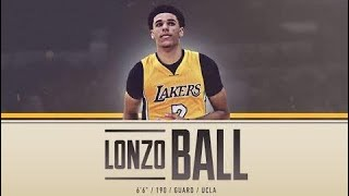 Lonzo Ball FULL Lakers Debut Highlights vs. Clippers | 2017 NBA Summer League