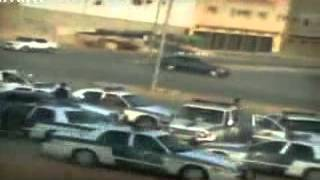Saudi Police Drift  #OldVideo