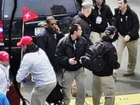 """The Craft"" private military operatives present at the Boston marathon bombing."